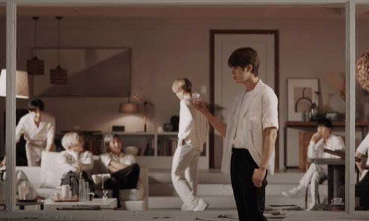 BTS regresa con el conmovedor vídeo musical de 'Film Out'