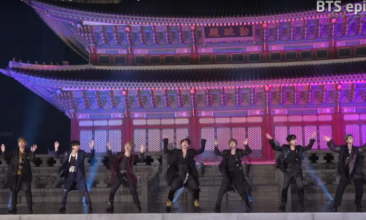 Subtitulan al español el detrás de cámaras de BTS en show de Jimmy Fallon