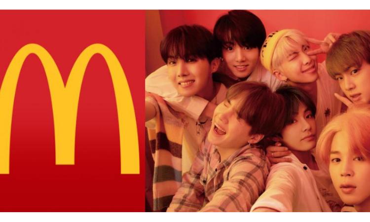 Así suena el intro personal de BTS para McDonald's