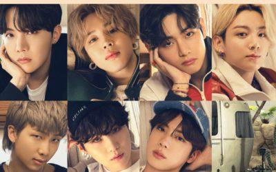 BTS lanza portadas conceptuales para 'THE BEST', su nuevo álbum en japonés