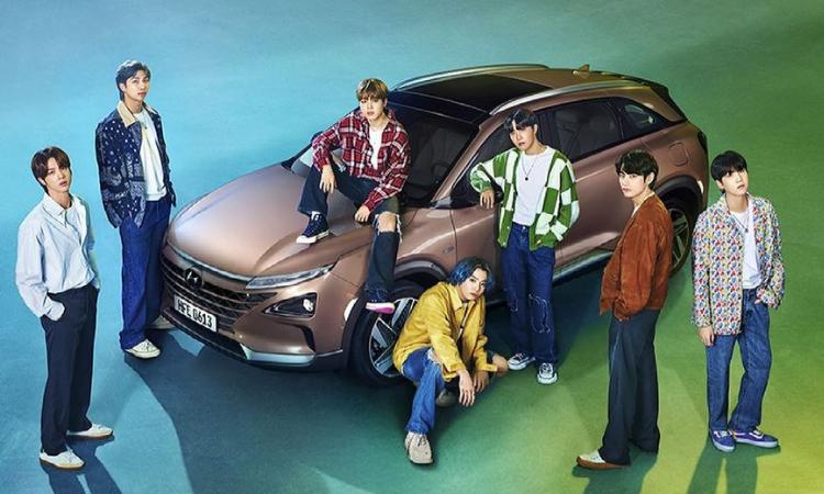 BTS crea consciencia en su nuevo anuncio para Hyundai por el Día de la Tierra