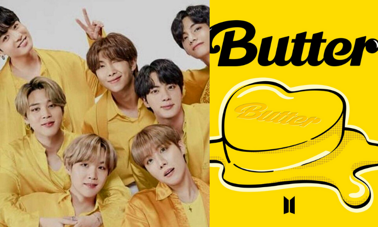 Se confirma que 'Butter' de BTS será un nuevo sencillo en inglés