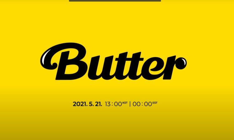 BTS anuncia su tan esperado comeback con Butter