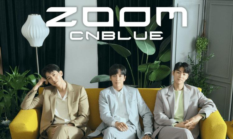CNBLUE anuncia su regreso con el sencillo en japonés 'ZOOM'