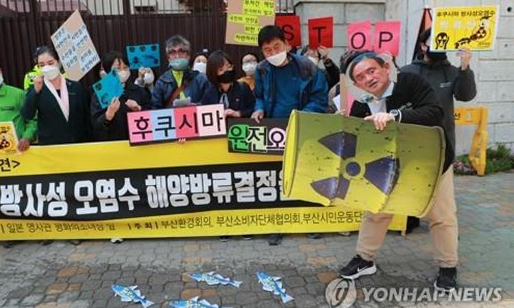 Corea del Norte critica a Tokio por querer liberar agua radioactiva en el mar