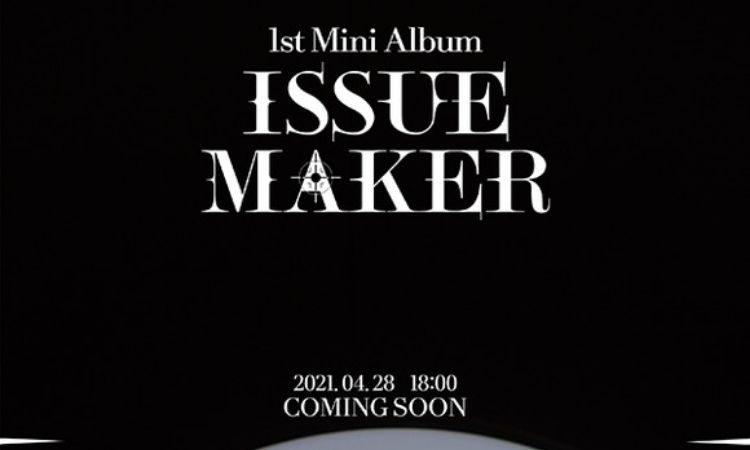 Hot Issue debutará con el mini álbum Issue Maker