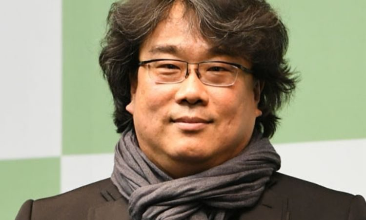Bong Joon Ho, director de la película Parasite