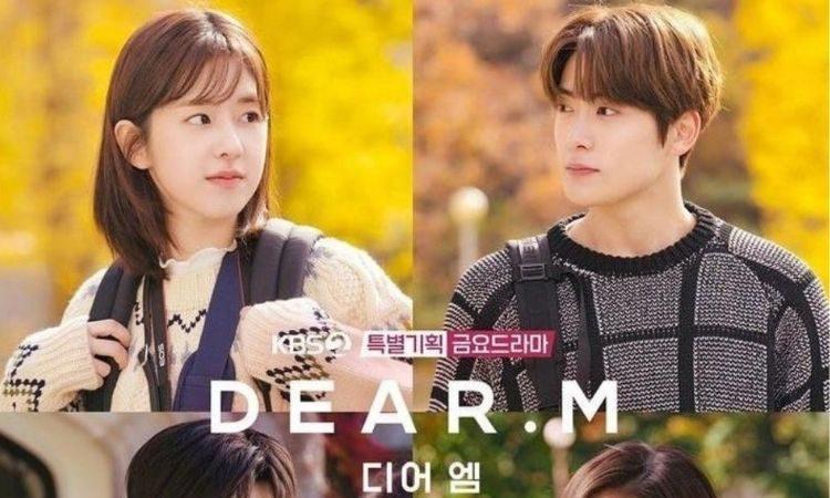 Teaser del drama Dear.M