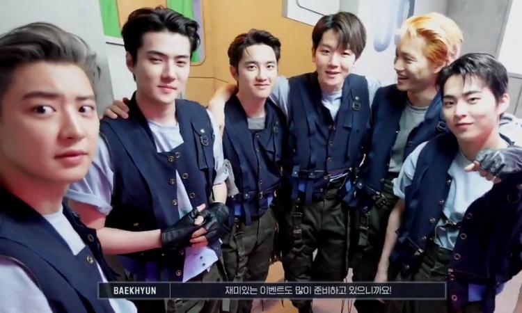 EXO anuncia su regreso con un vídeo spoiler