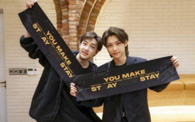Bang Chan y Felix de Stray Kids cumplieron el sueño de dos fans