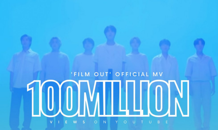 'Film Out' de BTS supera los 100 Millones de Reproducciones en YouTube