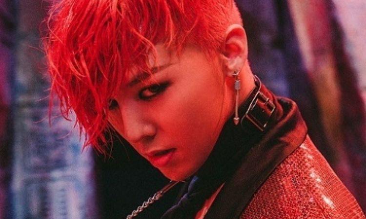 G-Dragon de BigBang