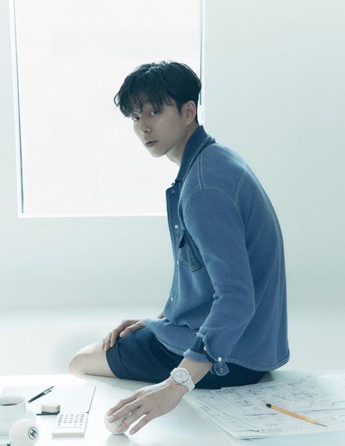 Gong Yoo se convierte en el nuevo embajador de Channel
