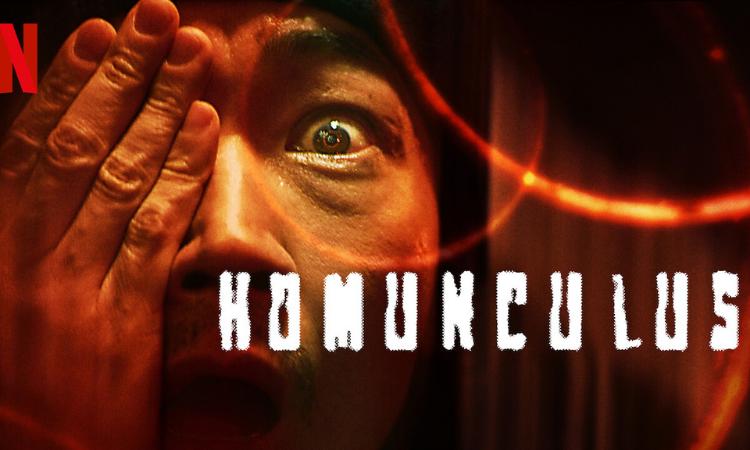Netflix estrena el live action de 'HOMUNCULUS'
