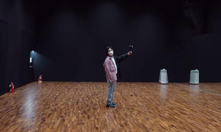 BTS, SEVENTEEN y Lee Hyun revelan más del nuevo edificio de HYBE