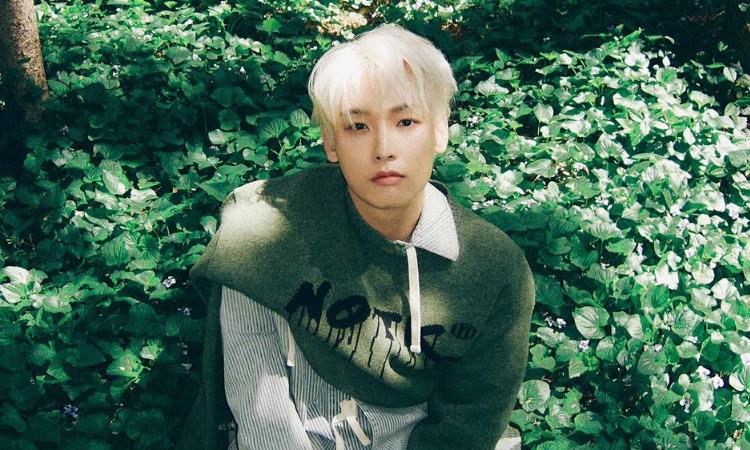 Inseong de SF9 crea su cuenta personal en Instagram