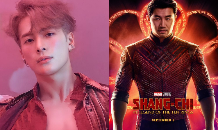 Jackson Wang es parte del soundtrack de la nueva película de Marvel Studios