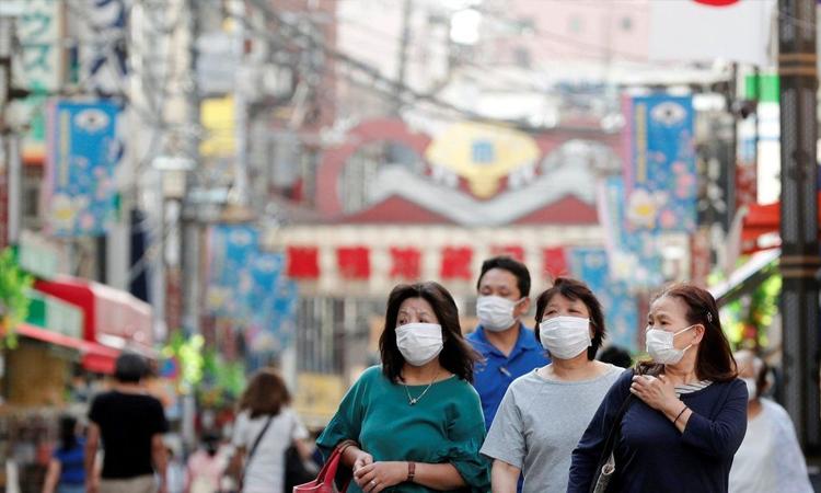 Japón declara estado de emergencia COVID-19 en Tokio, Osaka, Kioto y Hyogo
