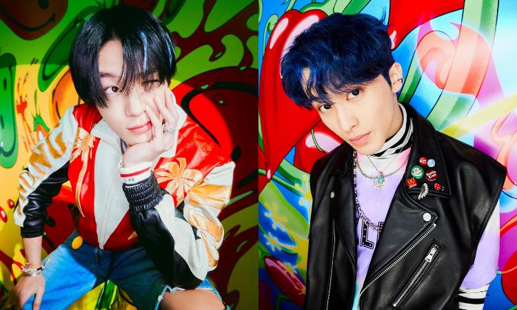 NCT Dream lanza fotos conceptuales de Mark y Jeno para Hot Sauce
