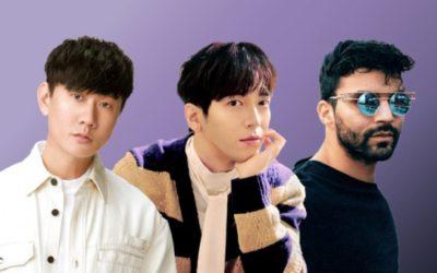 JJ Lin, Jung Yong Hwa y R3HAB