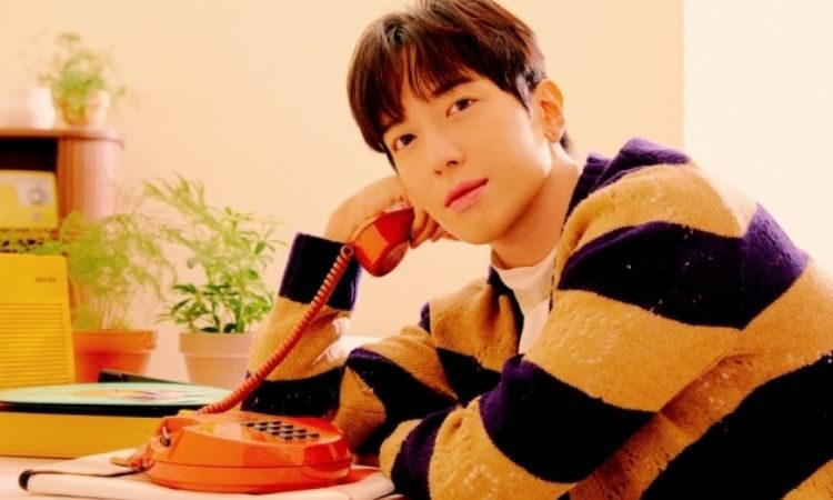 Teaser del nuevo álbum de Jung Yong Hwa