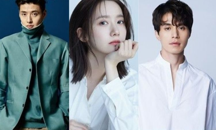 Kang Ha Neul, Yoona de Girls' Generation y Lee Dong Wook
