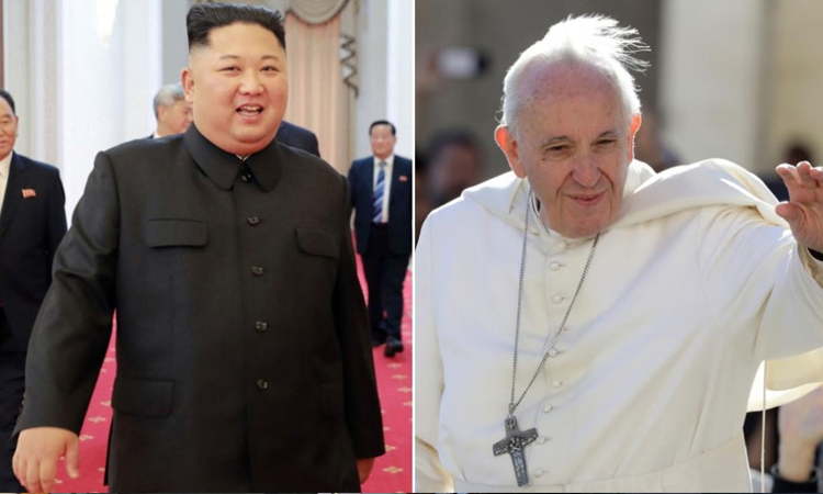 Papa Francisco habla sobre su deseo de visitar Corea del Norte
