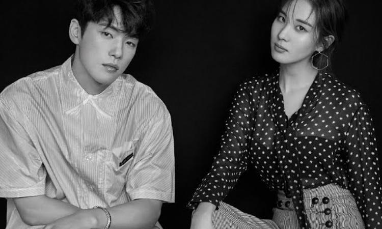 Kim Jung Hyun tambiénrechazó todo contacto con Seohyun en sesión de fotos promocional