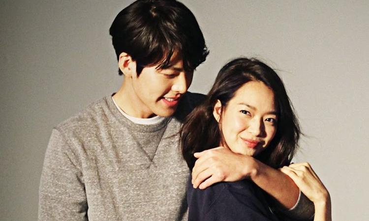 Shim Min Ah y Kim Woo Bin comparten una foto de una cita romántica