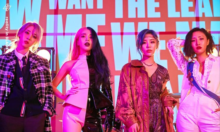 Miembros de MAMAMOO han vendido más de 50 mil copias en solitario cada una