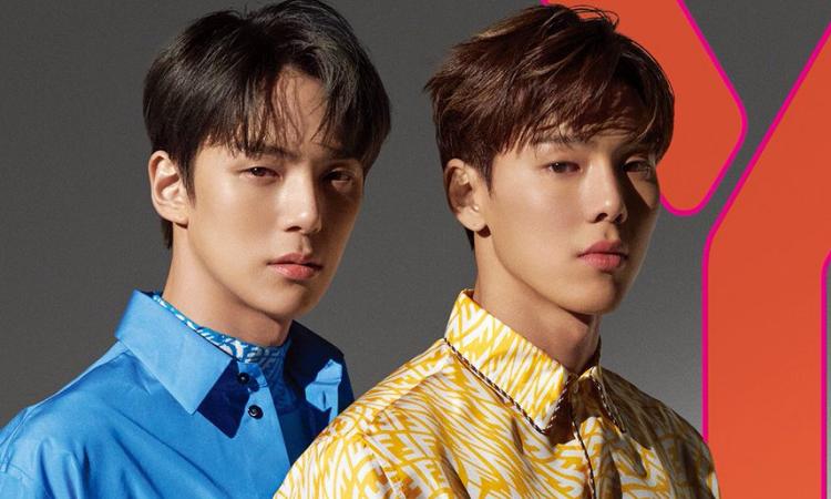Minhyuk y Shownu de MONSTA X confiesan qué papel les gustaría desempeñar como actores