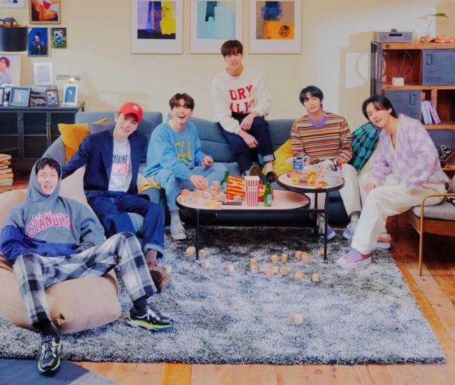MONSTA X comparte fotos teaser para suálbum japonés 'Flavors Of Love'