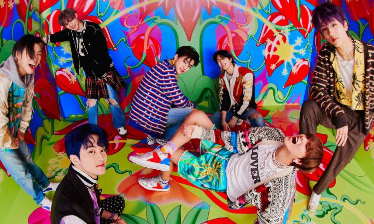 NCT DREAM comparte divertidas fotos grupales para 'Hot Sauce'