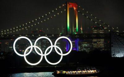 Evento por los Juegos Olímpicos de Tokio