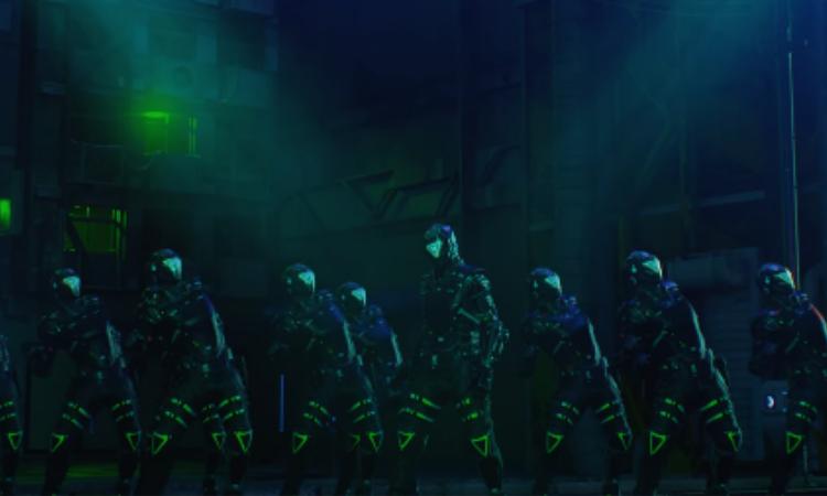 ONF muestra un concepto futurista en el MV de 'Ugly Dance'