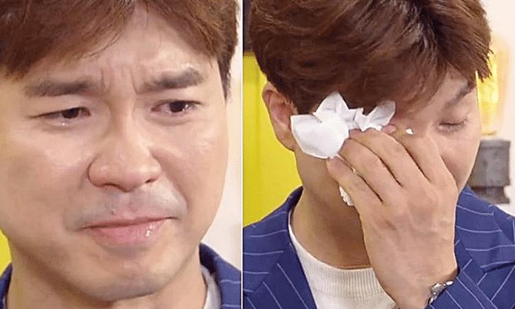 Park Soo Hong es víctima de fraude por su hermano mayor ; Le roba todos los ahorros de su vida