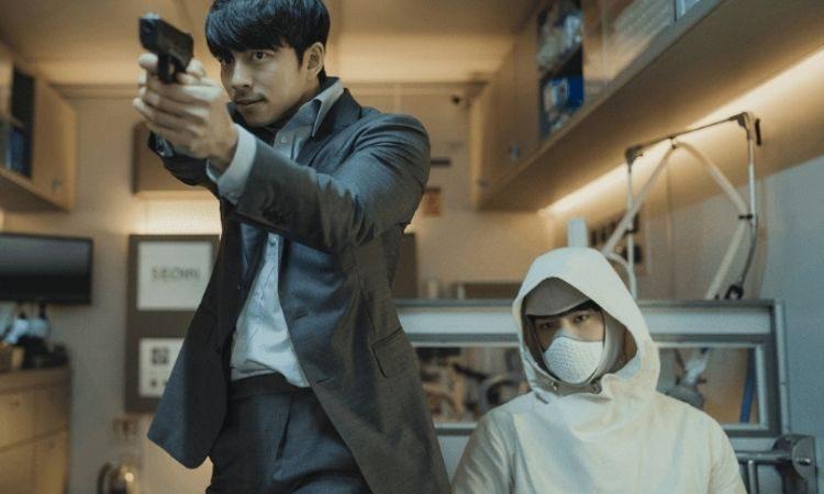 Escena de la película Seobok