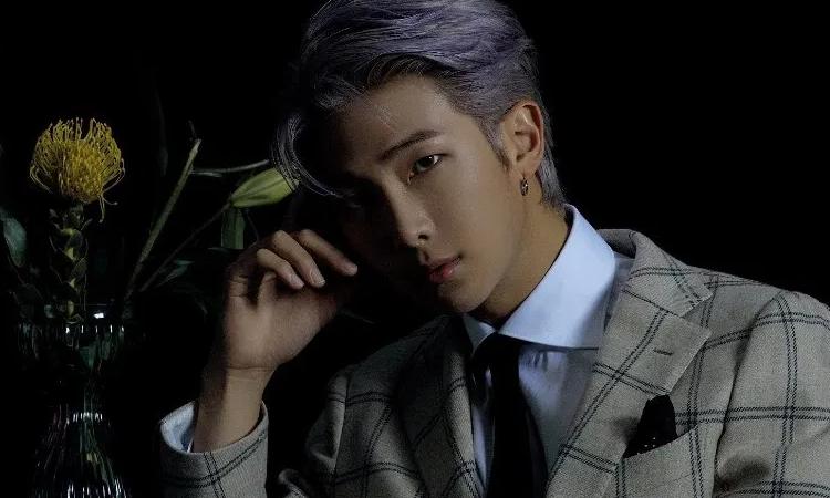 Le están lloviendo elogios a RM de BTS por su colaboración en 'Don't' de eAeon