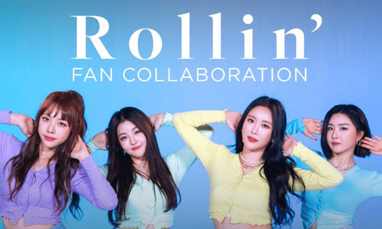 Únete al proyecto ROLLIN Fan Colaboration de Studio PAV con Brave Girls