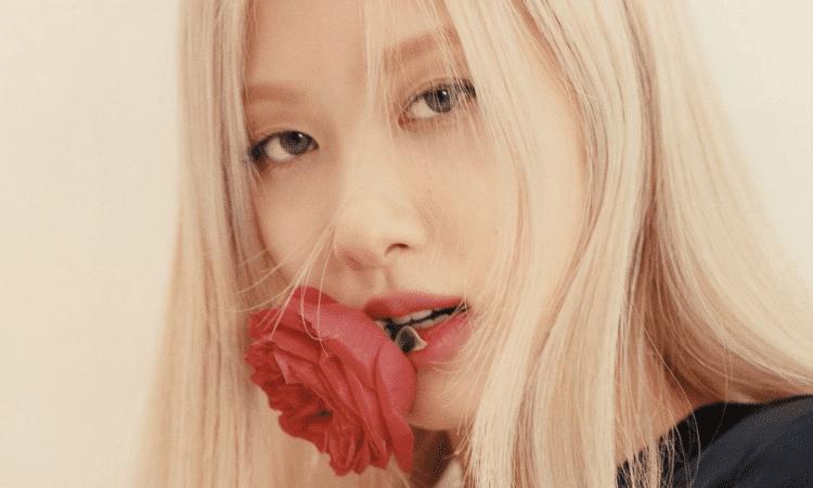Rosé de BLACKPINK supera los 11 Millones de oyentes mensuales en Spotify