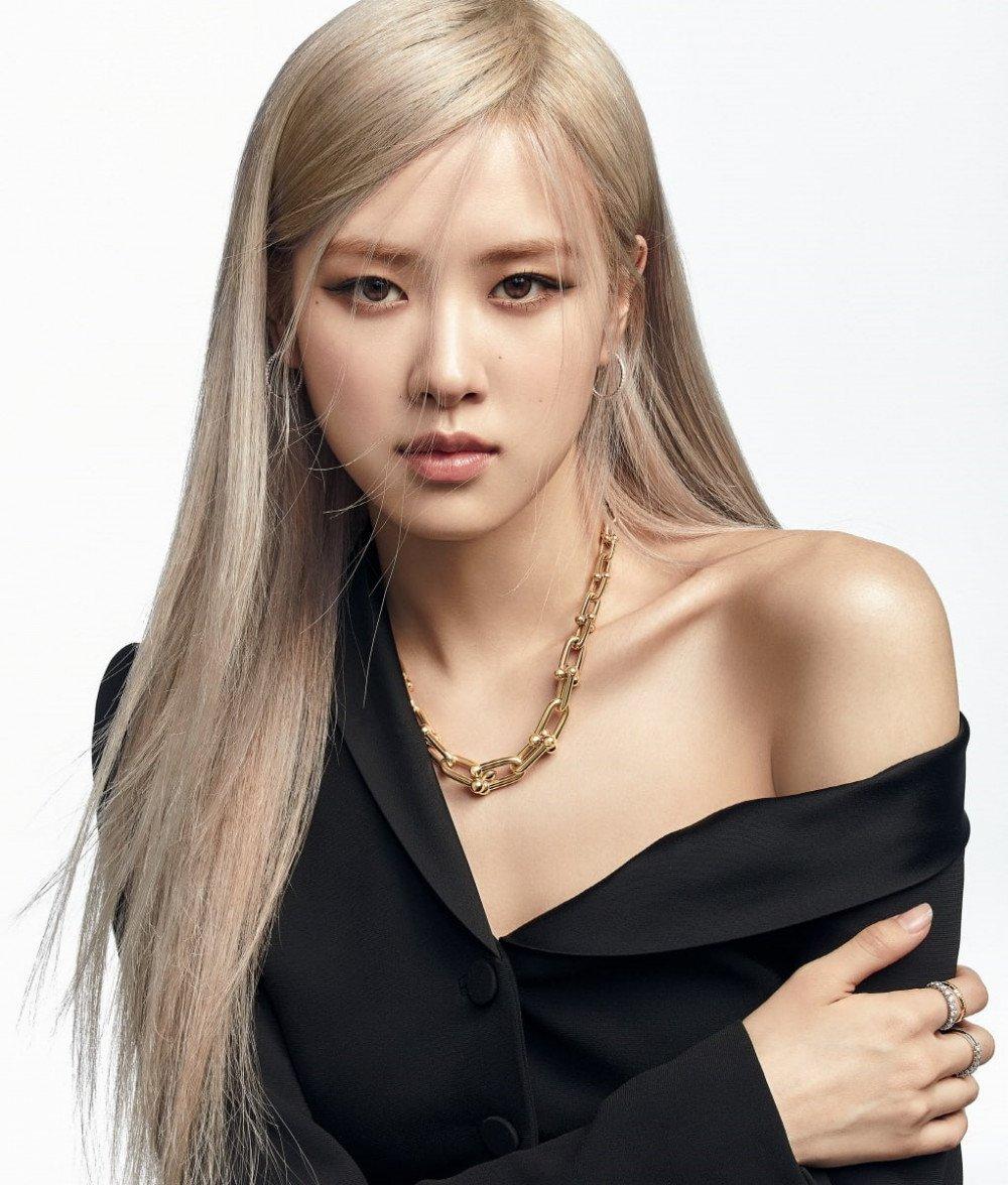 Rosé de BLACKPINK se convierte en embajadora mundial de 'Tiffany & Co'
