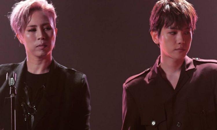 Seo Moon Tak y Baekhyun