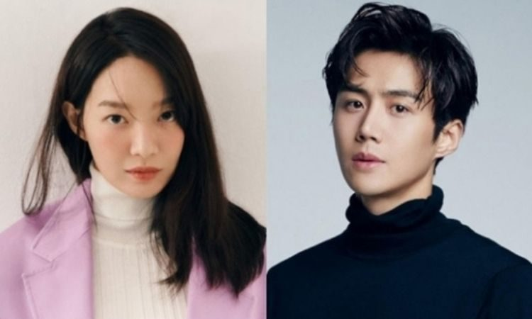 Shin Min Ah y Kim Seon Ho