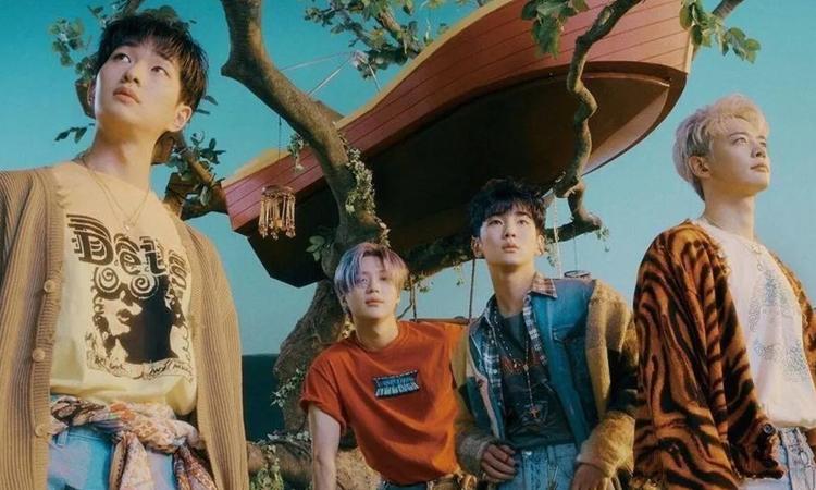 SHINee realizará transmisión en vivo previo al lanzamiento de 'Atlantis'