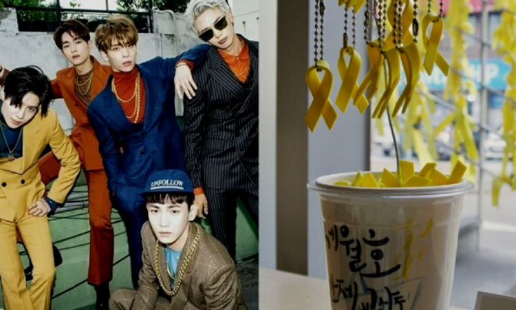 Netizens recuerdan carta de SHINee dedicada a víctima de la tragedia de Sewol