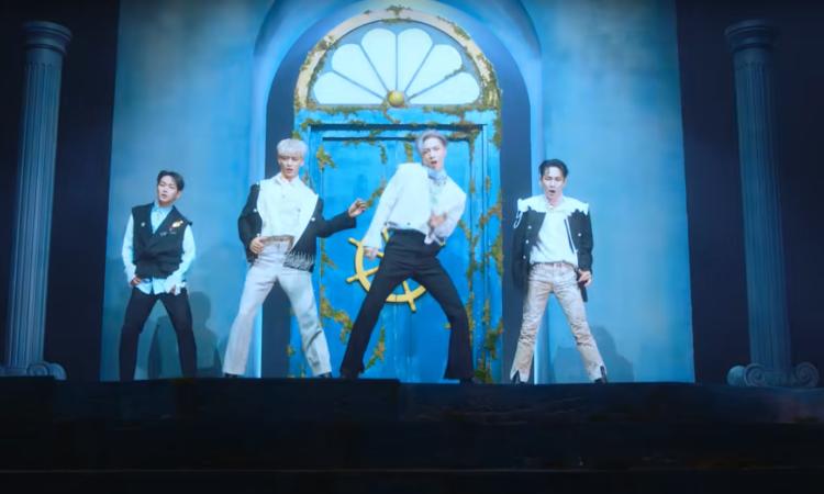 SHINee realiza homenaje a Jonghyun en el MV Atlantis
