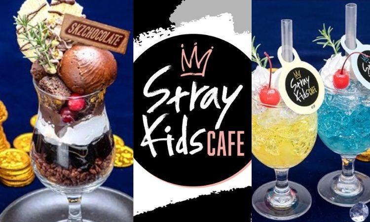 Stray Kids Cafe en Japón