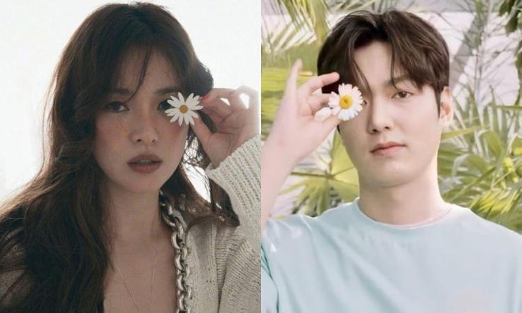 Netizens discuten lo buena pareja que serían Lee Min Ho y Song Hye Kyo