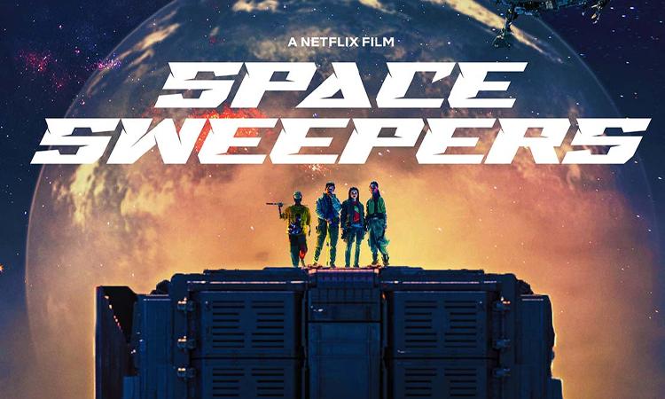 Netflix anuncia que 'Space Sweepers' fue vista en más de 26 millones de hogares