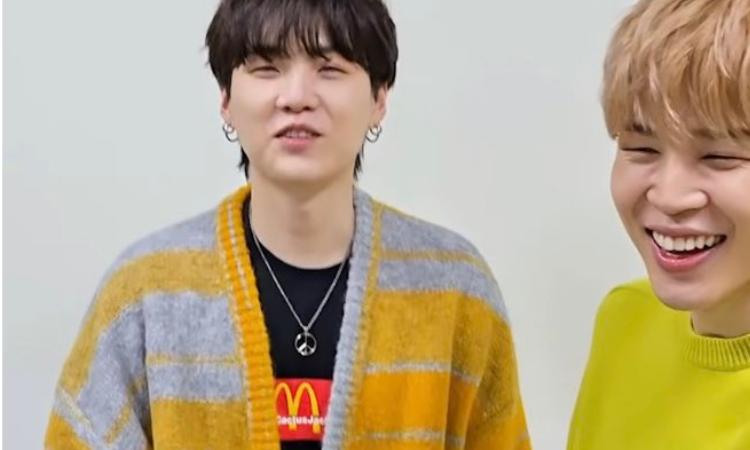 ¿Suga de BTS ya había dado un spoiler sobre la colaboración del grupo con McDonald's?